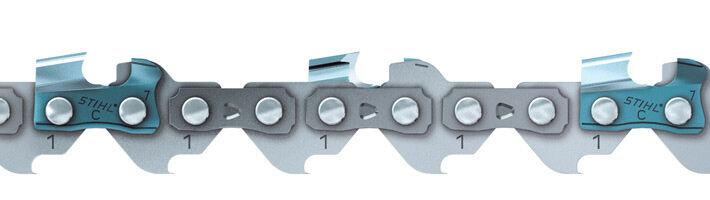 STIHL Chaîne pour tronçonneuse 'Picco Micro 3' 25 cm - 1/4'' P - 1,1 mm - 56 maillons - STIHL - 3670-000-0056
