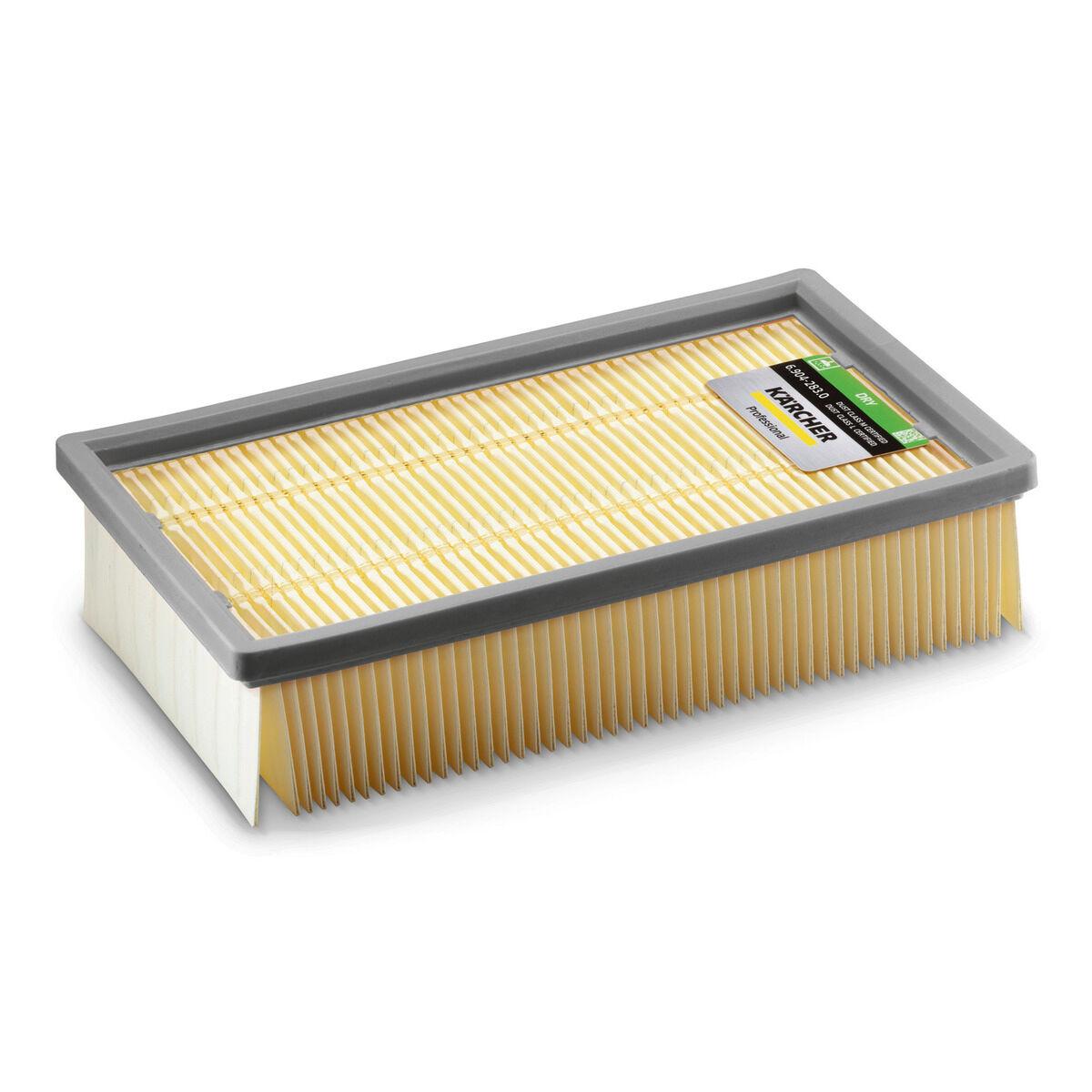 KARCHER Filtre plissé papier plat pour NT 65/2 - KARCHER - 69042830