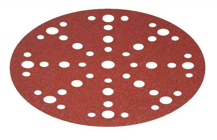 FESTOOL 50 disques abrasifs diamètre 150 mm auto-agrippant RUBIN 2 G150 - FESTOOL - 575191
