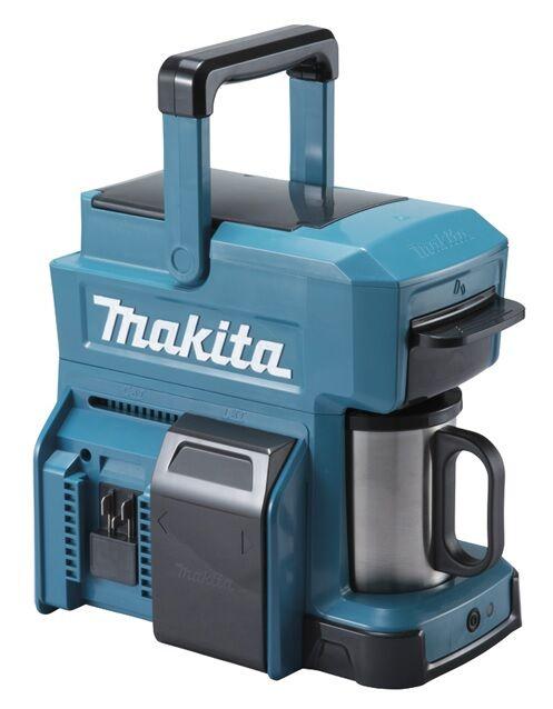 MAKITA Machine à café 12/18V nue (sans batterie) - MAKITA - DCM501Z