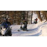 Cap Adrénaline Randonnée Motoneige Exploration Pra-Loup
