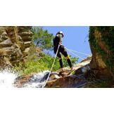 Cap Adrénaline Canyoning au Canyon de Chaley près de Bourg-en-Bresse