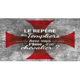 Cap Adrénaline 'Le Repère des Templiers', Escape game à Troyes