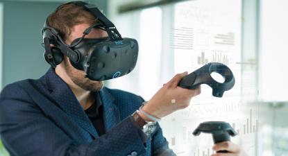 Cap Adrénaline Salle de Réalité Virtuelle à Lyon - Une nouvelle façon de jouer