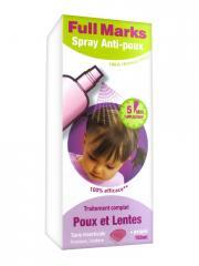 Full Marks Spray Anti-Poux 150 ml - Spray 150 ml