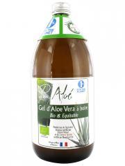 Pur Aloé Gel d'Aloe Vera à Boire Bio 1000 ml - Bouteille 1000 ml