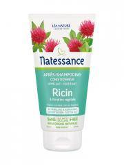 Natessance Après-Shampoing Conditionneur Ricin 150 ml - Tube 150 ml