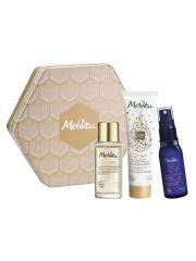 Melvita Box L'Or Bio - Boîte 3 produits