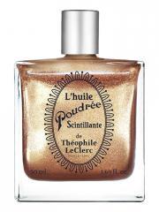 T.Leclerc L'huile Poudrée Scintillante de Théophile Leclerc 50 ml - Flacon 50 ml
