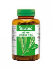 Naturland Thé Vert 150 Végécaps - Boîte plastique 150 végécaps