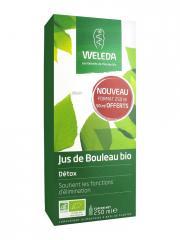 Weleda Jus de Bouleau Bio Détox 250 ml dont 50 ml Offerts - Flacon 250 ml