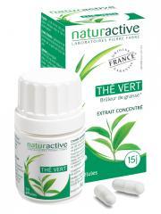 Naturactive Thé Vert 30 Gélules - Boîte 30 gélules