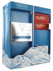 Vichy LiftActiv Supreme Soin Correcteur Anti-Rides et Fermeté Peau Normale à Mixte 50 ml + 2 Soins Offerts - Coffret 3 soins