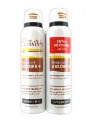 Rogé Cavaillès Déo-Soin Anti-Traces Spray Lot de 2 x 150 ml - Lot 2 x 150 ml