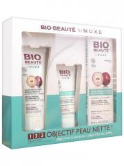Bio Beauté Coffret Objectif Peau Nette - Coffret 3 produits