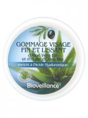 Bioveillance Gommage Visage Fin et Lissant Bio 50 ml - Boîte plastique 50 ml