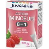 Juvamine Cocktail Minceur 6 Actions 14 Sticks - Boîte 14 Sticks