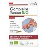 Nutrivie Complexe Tension Bio 20 Ampoules - Boîte 20 Ampoules de 15 ml