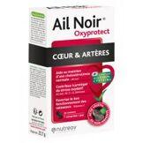 Swissedilab Ail Noir Oxyprotect Coeur et Artères 30 Comprimés - Boîte 30 comprimés