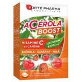 Forté Pharma Acérola Boost 30 Comprimés A Croquer - Boîte 30 Comprimés