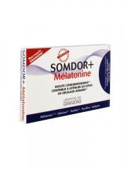 Granions Somdor+ Mélatonine 15 Comprimés - Boîte 15 comprimés