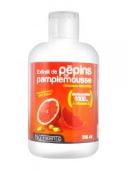 Nutrisanté Extrait de Pépins de Pamplemousse 200 ml - Flacon 200 ml