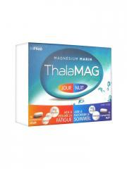 Laboratoires IPRAD Thalamag Magnésium Marin Jour Nuit 30 Comprimés - Boîte 30 comprimés