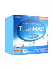 Laboratoires IPRAD Thalamag Magnésium Marin Équilibre 30 Sticks - Boîte 30 Sticks Orodispersible