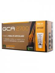 Santé Verte GCA 2700 60 Comprimés + 1 Mini Gel Chauffant Offert - Boîte 60 Comprimés + 1 gel de 7 ml