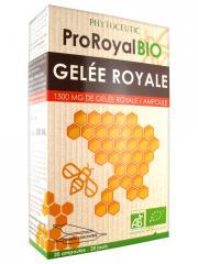 Phytoceutic ProRoyal Bio Gelée Royale 1500 mg 20 Ampoules - Boîte 20 ampoules