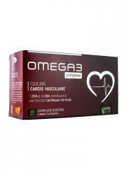 Santé Verte Omega 3 Complexe 60 Gélules - Boîte 60 Gélules