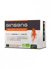 Santé Verte Ginseng Gelée Royale 10 Ampoules - Boîte 10 ampoules