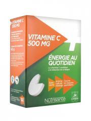 Nutrisanté Vitamine C à Croquer 500 mg 24 Comprimés - Boîte 24 Comprimés