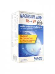 Biotechnie Magnesium Marin B6 B9 100 Gélules - Boîte 100 gélules