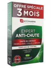 Forté Pharma Expert Anti-Chute 90 Comprimés dont 1 Mois Offert - Boîte 90 Comprimés