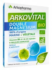 Arkopharma Arkovital Double Magnésium Bio 30 Comprimés - Boîte 30 Comprimés
