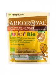 Arkopharma Arko Royal Trésor de la Ruche Gelée Royale Qualité Premium Junior Bio 20 Gommes - Sachet 20 Gommes