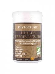 Phytoceutic Huiles Précieuses Bio 90 Capsules - Boîte 90 Capsules