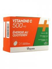 Nutrisanté Vitamine C Effervescente 500 mg 24 Comprimés - Boîte 24 Comprimés