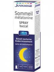 Juvamine Sommeil Mélatonine Spray Buccal 15 ml - Spray 15 ml