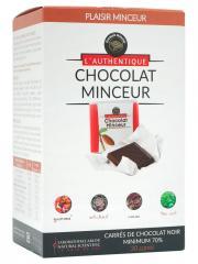 Arlor Natural Scientific Natural Scientific L'Authentique Chocolat Minceur Formule Renforcée 30 Carrés - Boîte 30 carrés