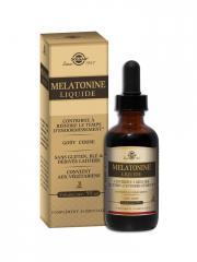 Solgar Mélatonine Liquide 59 ml - Flacon compte goutte 59 ml