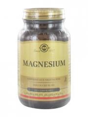 Solgar Magnesium Bisglycinate 100 Comprimés - Flacon 100 comprimés