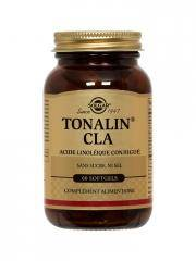 Solgar CLA Tonalin 1300 mg 60 Gélules - Flacon 60 gélules
