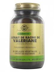 Solgar Valeriane 60 Gélules Végétales - Flacon 60 gélules