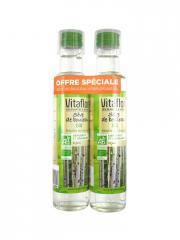 Vitaflor Sève de Bouleau Bio Récolte de l'Année Lot de 2 x 250 ml Offre Spéciale - Lot 2 bouteilles x 250 ml