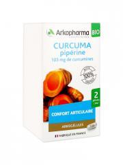 Arkopharma Arkogélules Curcuma Pipérine Bio 130 Gélules - Boîte 130 Gélules