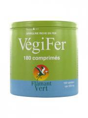 Flamant Vert Végifer 500 mg 180 Comprimés - Boîte 180 comprimés
