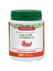 Super Diet Calcium + Vitamine D 150 Gélules - Boîte 150 gélules