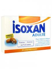 Isoxan Adulte 20 Comprimés à Avaler - Boîte 20 comprimés
